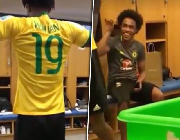 Nathaniel-Chalobah-Willian-shirt-trick