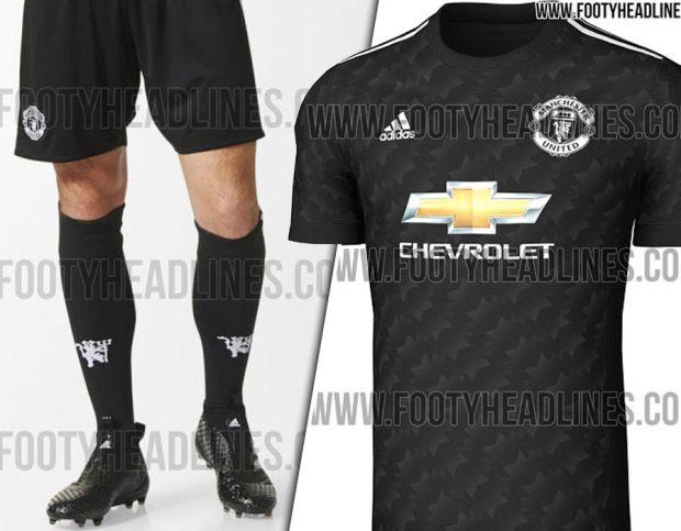 Man United leaked kit
