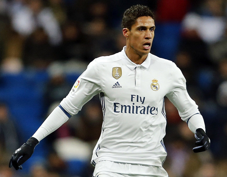 Catherine ivill/getty images, richard jolly. Raphael Varane   Real Madrid line-up predicted to face ...