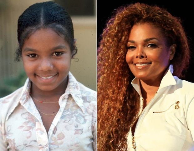 Janet Jackson looks adorable in this throwback snap