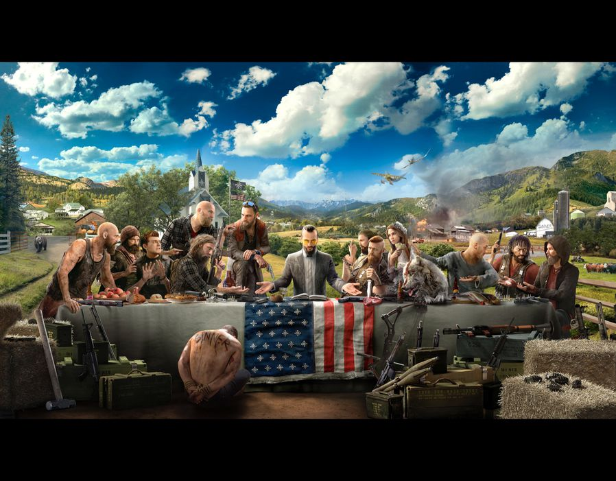 Far Cry 5 Screenshot Gallery Pictures Pics