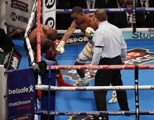 Kell Brook Errol Spence