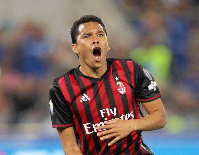 9. Carlos Bacca (AC Milan) - 2.4