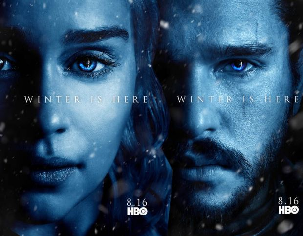 Game Of Thrones reveal new character posters