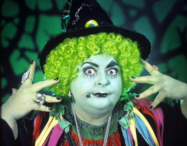 Carol Lee Scott Grotbag  the witch, has died