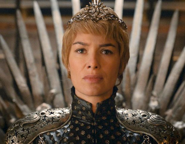 Cersei Lannister - Queen Cersei planned the death of her husband King Robert and will stop at nothing to keep the Lannisters on the throne