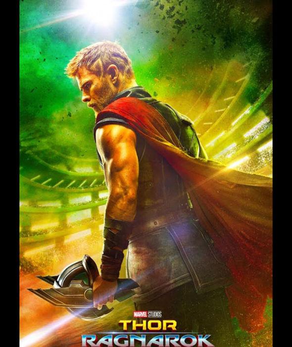 Thor Ragnarok (October 27, 2017)