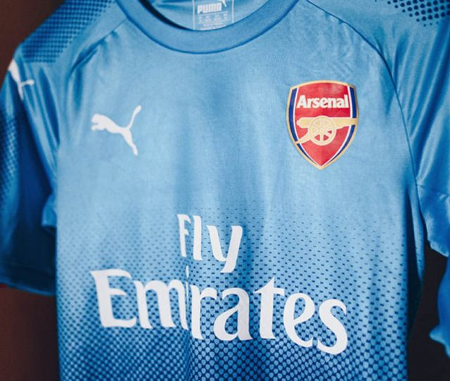 Arsenal Away Kit Launch 2017 18 Official