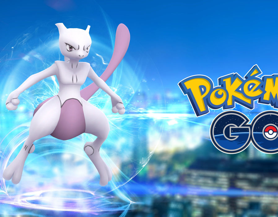 Trainers battled against the Legendary Pokémon Mewtwo in Japan