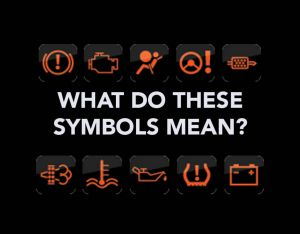 Dashboard warning lights  What the signs and symbols mean explained | Expresscouk