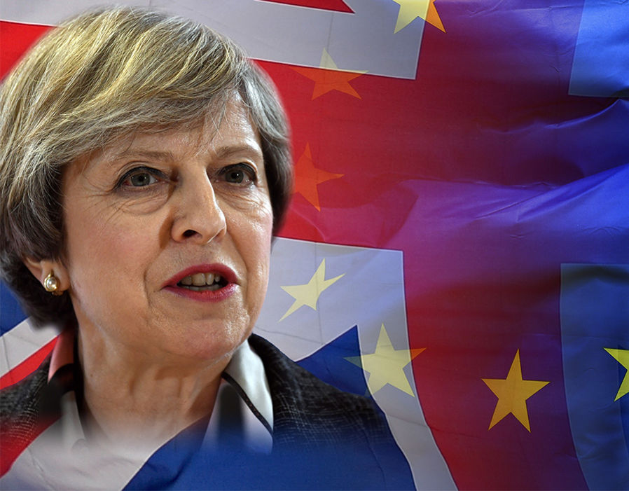 Article 50 Official Date To Trigger Brexit Process Confirmed  Brexit news: Angela Merkel's carmakers warned about HUGE problems if Brexit 'no deal' | UK | News 278883