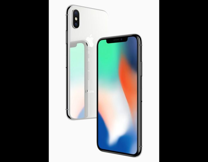The Apple iPhone X features an edge-to-edge display and ditched the Home Button