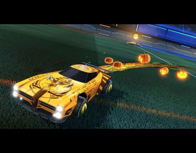 Rocket League 'Haunted Hallows' Halloween event