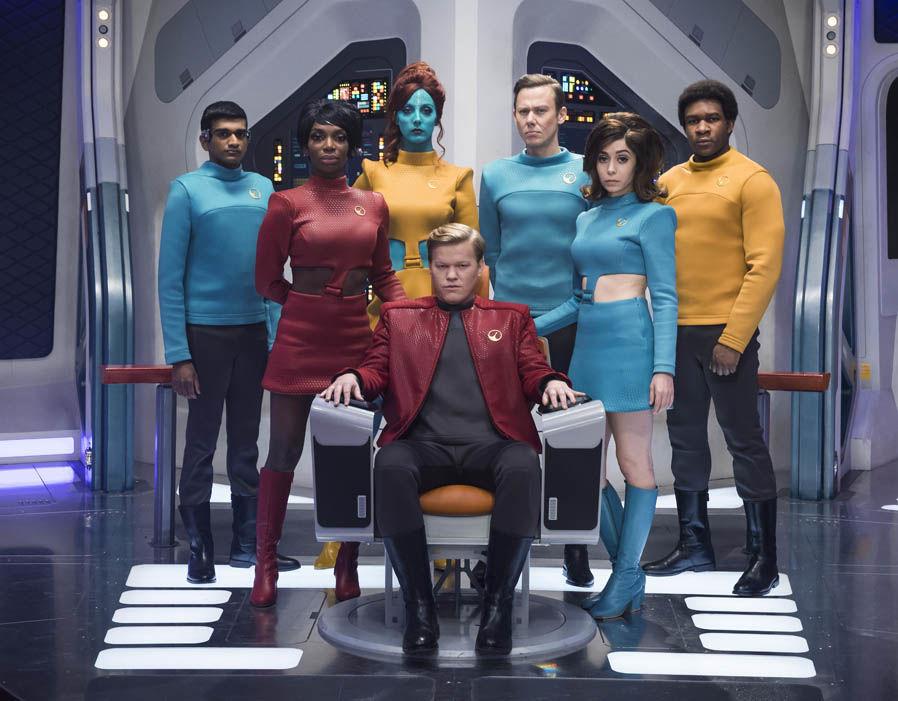 Black Mirror season 4 episode guide