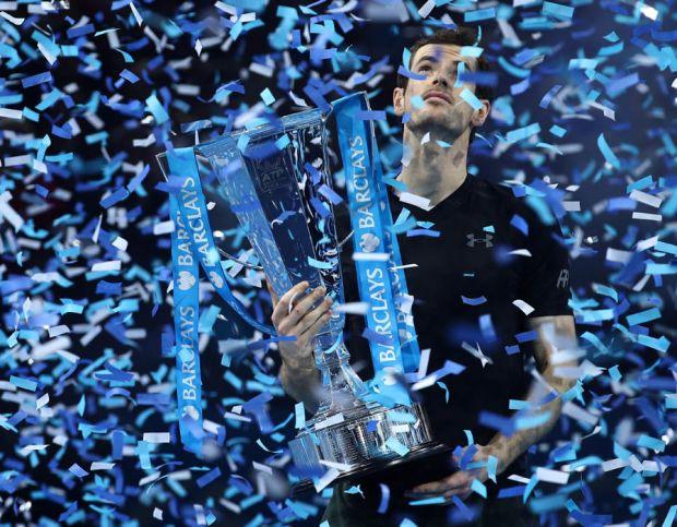 ATP World Tour Finals prize money O2