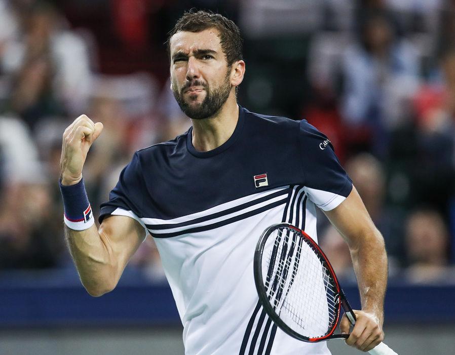 Marin Cilic  Australian Open 2018 results LIVE: Latest scores as Roger Federer and Novak Djokovic win | Tennis | Sport 327603