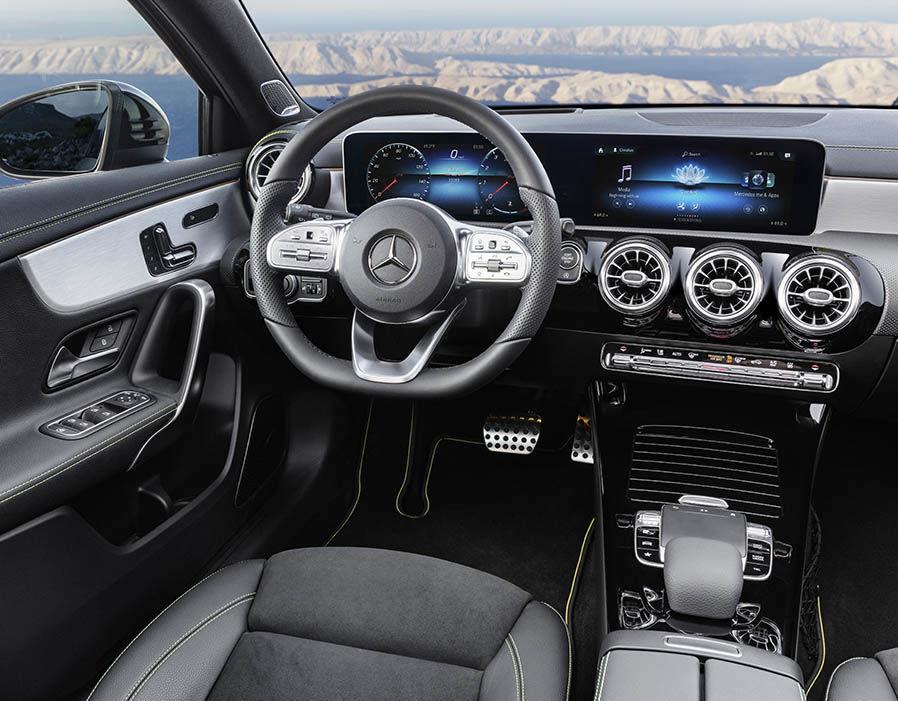 Mercedes Benz A-Classe 2018