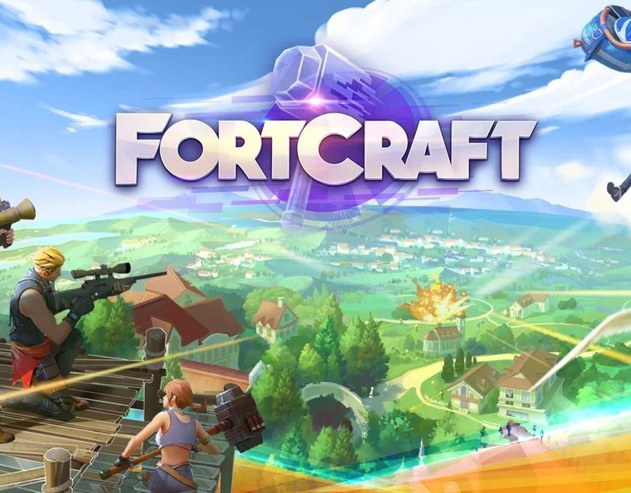FortCraft downloads for Android beta sign up available