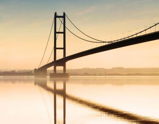 Number 10: The Humber Bridge