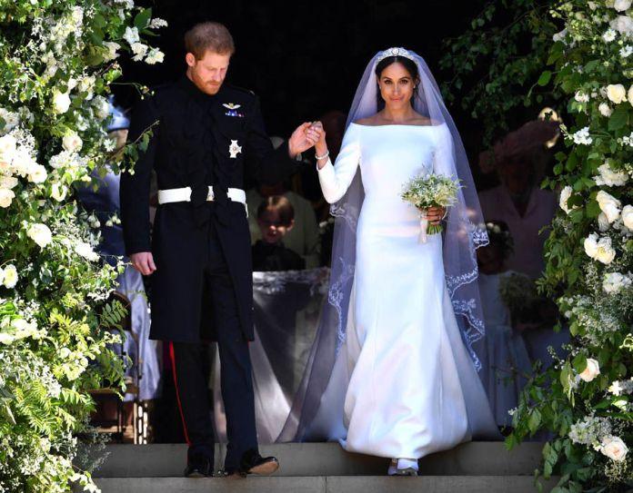 Prinz Harry und Meghan Markle Hochzeit in Bildern