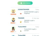 How to add friends on Pokemon Go: How to trade, send gifts ...