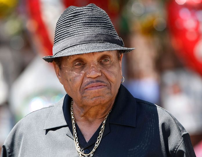 Michael Jackson's father Joe died aged 89 on June 27