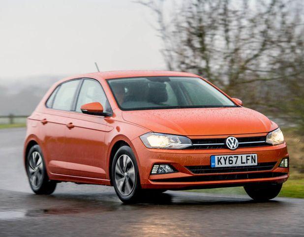 25.Volkswagen Polo (2009-2017)  - Score:58.8 per cent