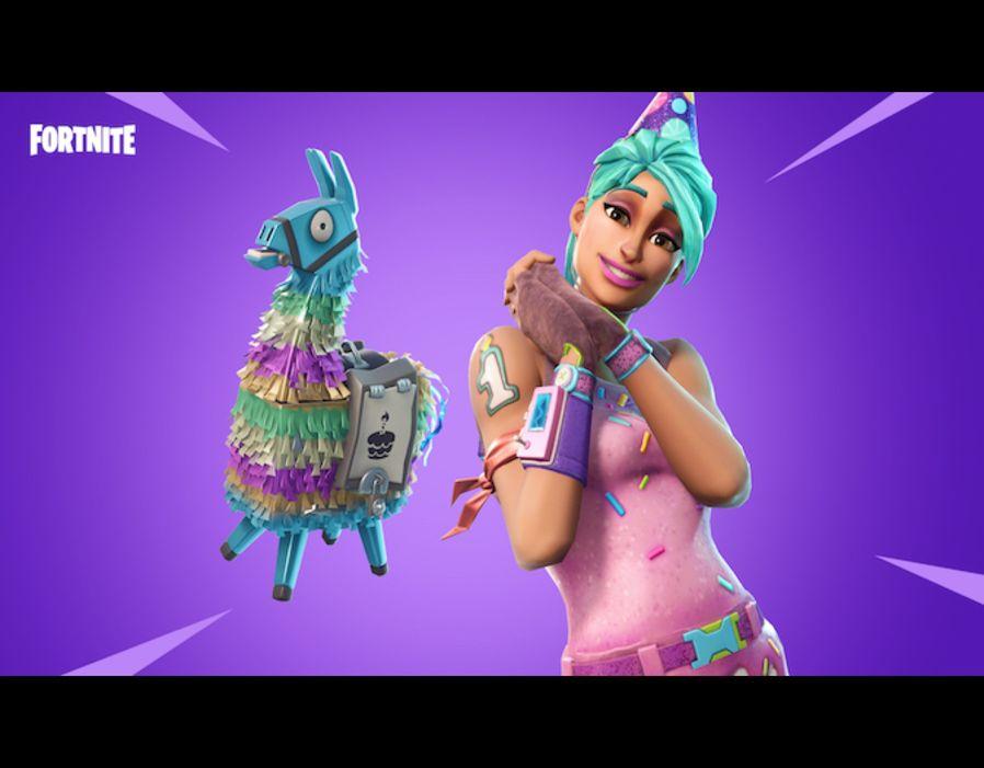 Cute Llama Wallpapers Fortnite Shop Update Today New Leaked Season 5 Skins Live