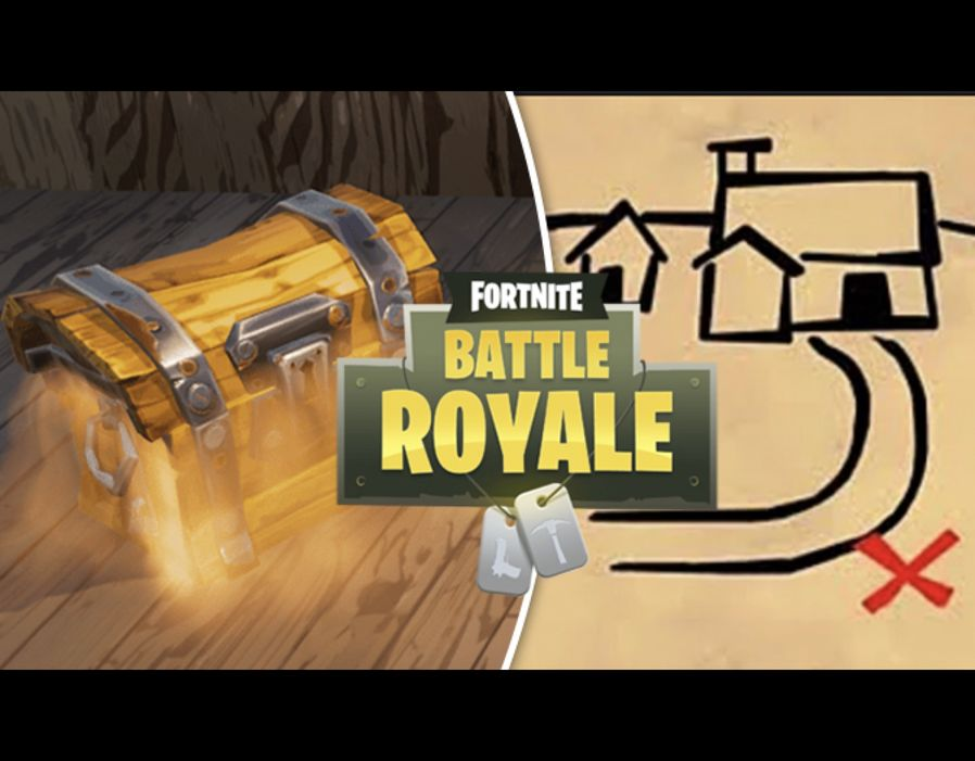 Fortnite Week 3 Challenges Clay Pigeon Shooting Flush