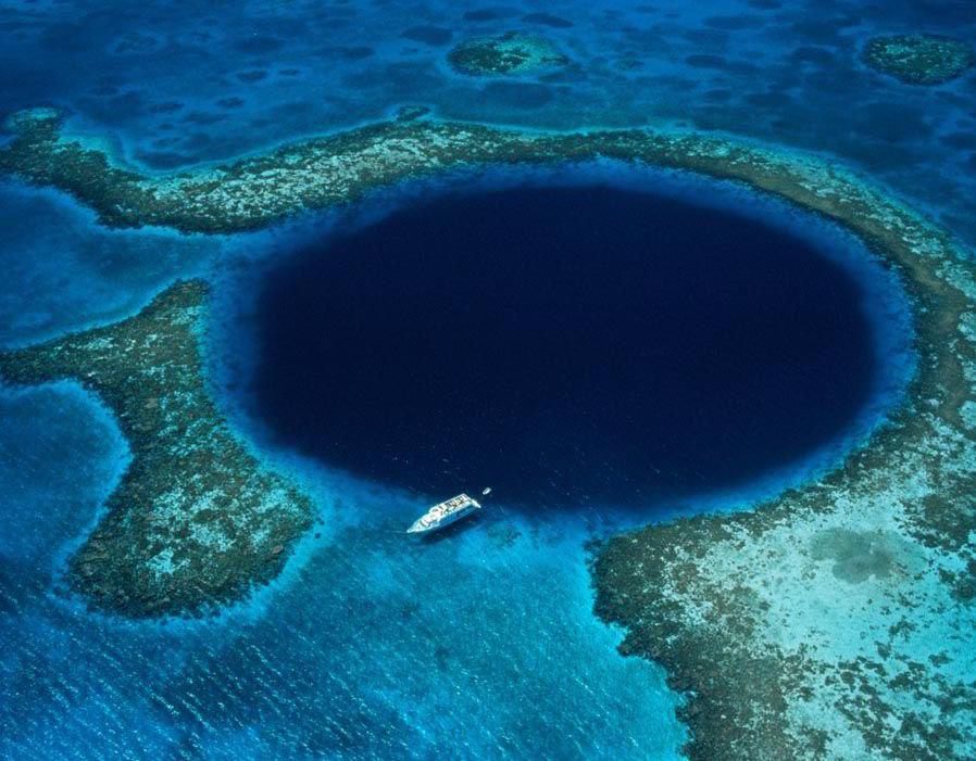 dünyanın en iyi 10 jeolojik harikası