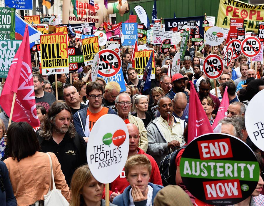 Image result for End of the Economics of Austerity