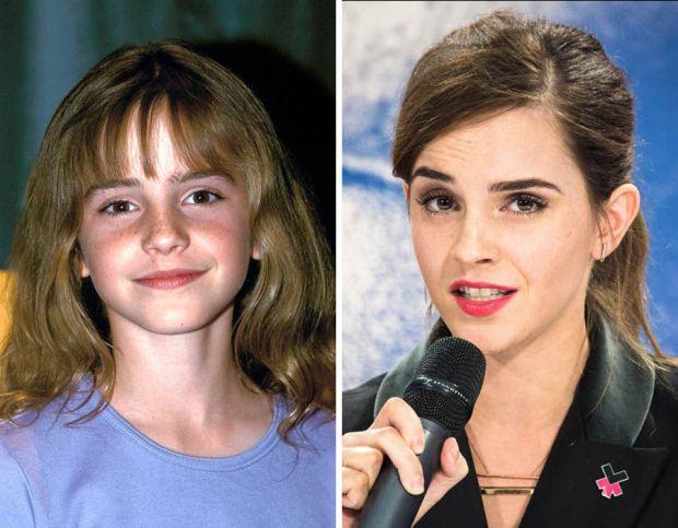 Emma Watson from child actress to international activist
