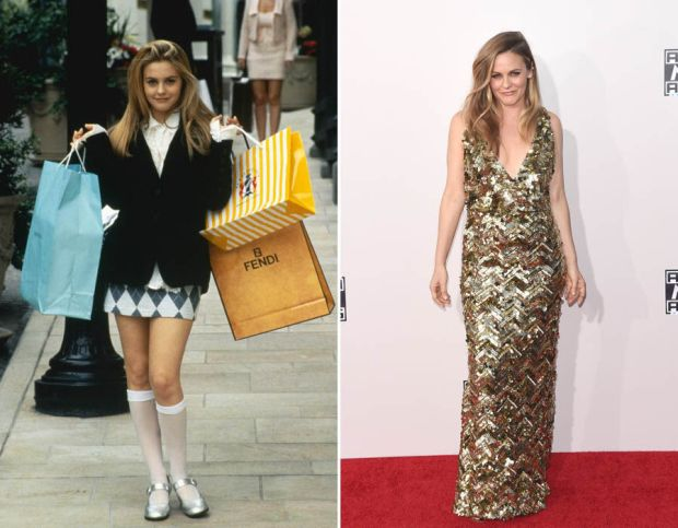Alicia Silverstone was 19 in 1995 film Clueless