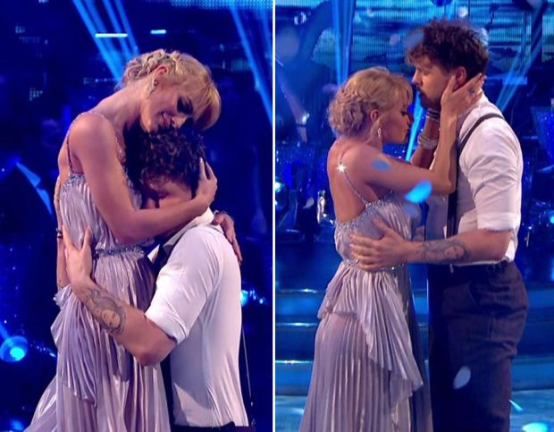 Strictly Come Dancing romance