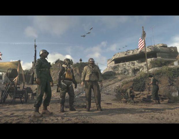 Call of Duty WW2 Headquarters