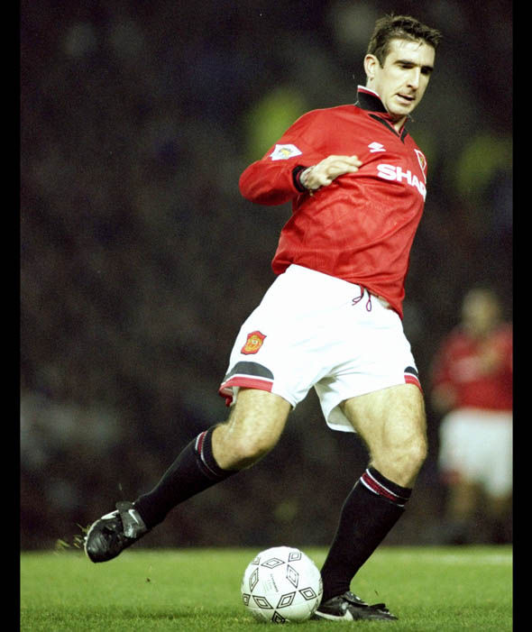 Manchester united legend eric cantona is encouraging fans to register to buy shares in the club as part of a new campaign working with the. Eric Cantona of Manchester United   The 20 best Manchester ...