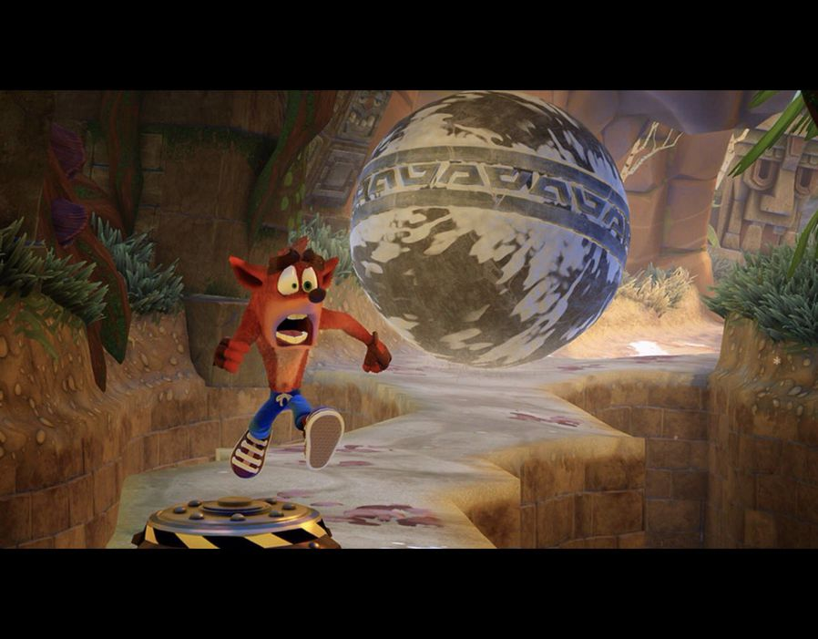 Crash Bandicoot PS4 Trailer Shows Off New N Sane Trilogy