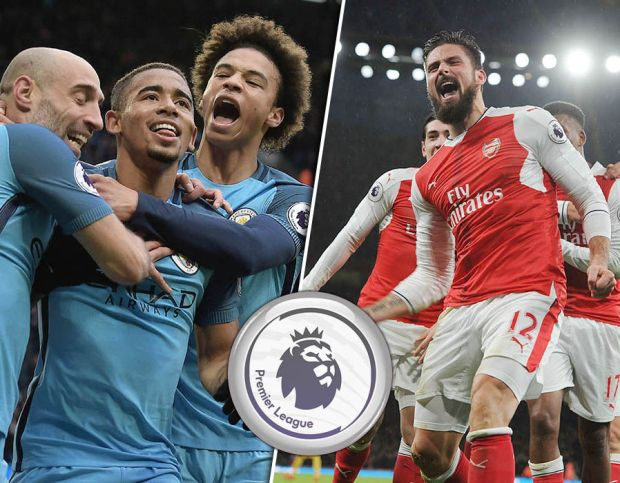 Premier League goals scored