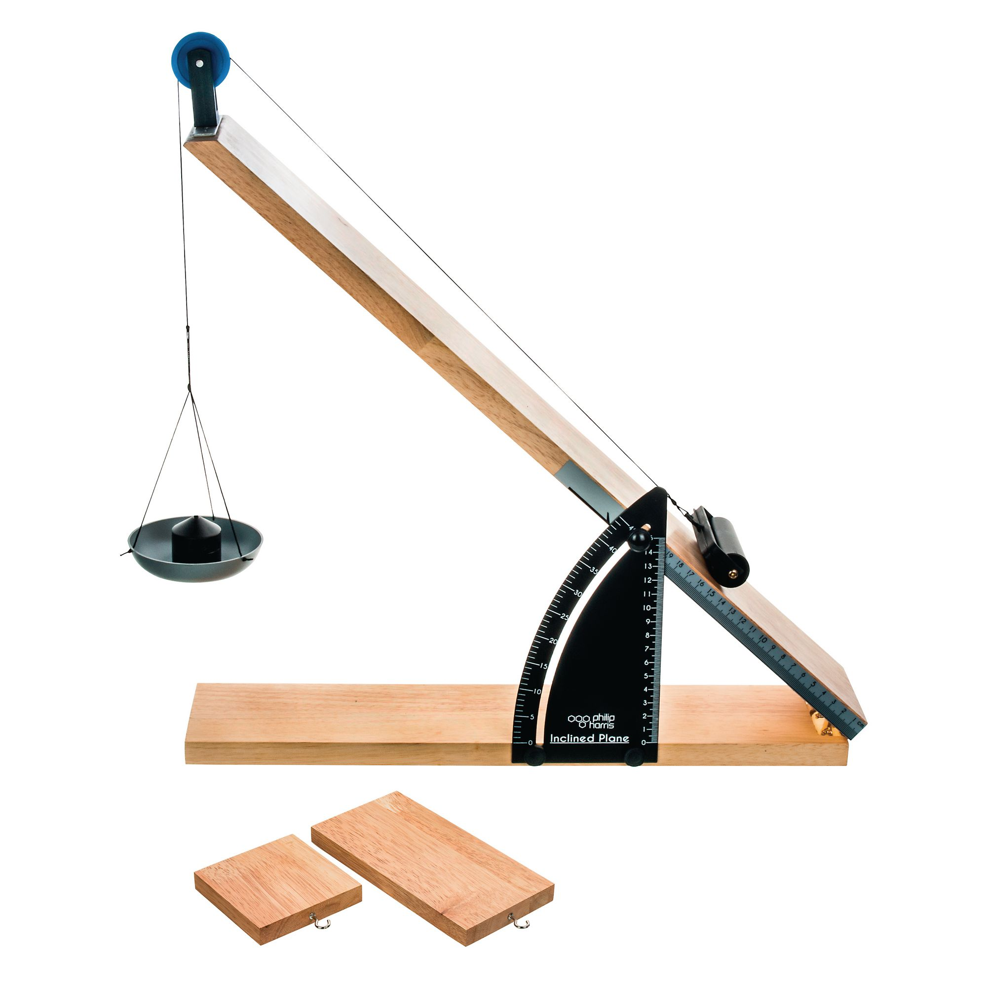 Inclined Plane And Friction Board