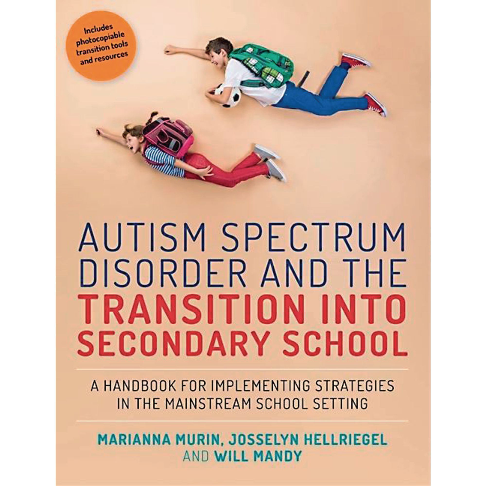 ASD and Transition into Secondary - HC1554698 | Findel International