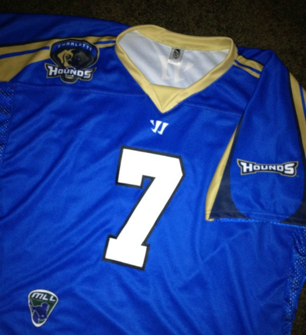 Image result for charlotte hounds uniforms