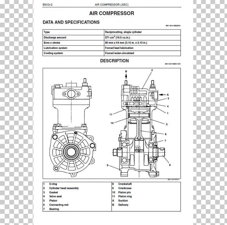 Hino 500 Series Wiring Diagram