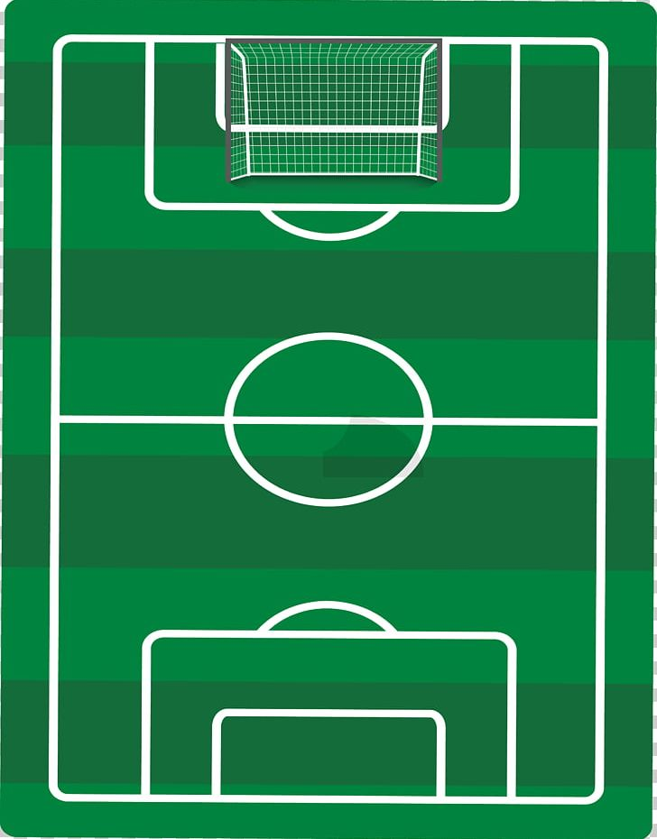 How To Draw A Football Field : football, field, Drawing, Football, Field, Tutorial