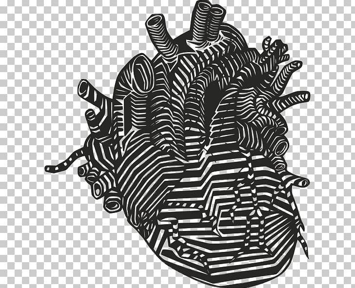 Human Heart Drawing Art Arte Inspire