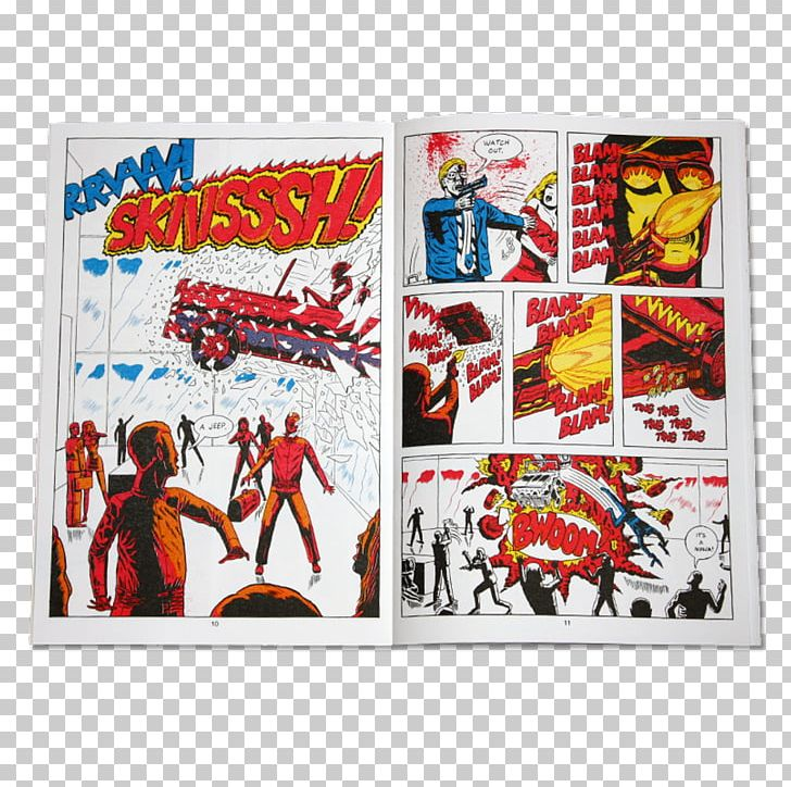 graphic design poster printing comics