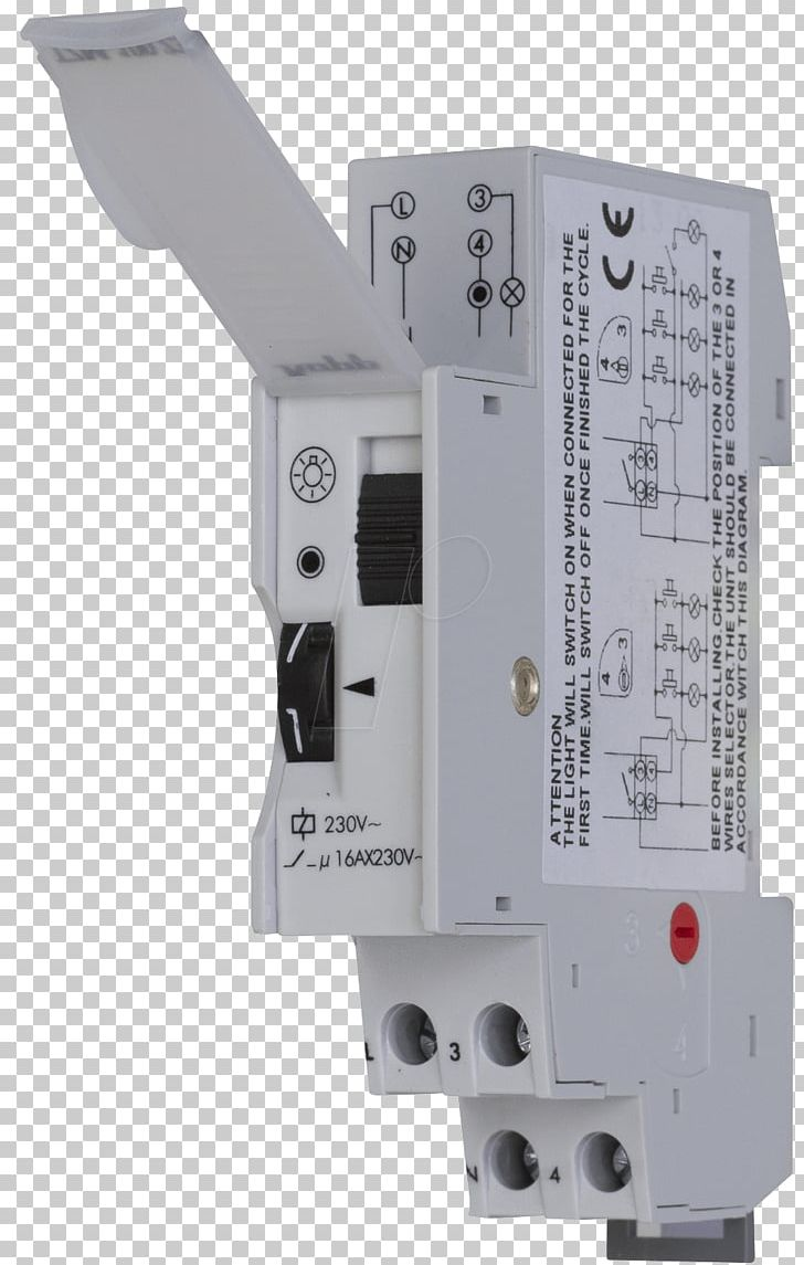 hight resolution of circuit breaker light staircase timer time switch png clipart wire diagram for time switch free download