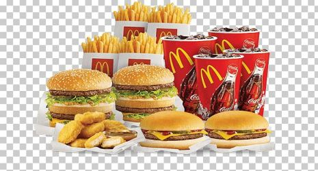 Hamburger McDonalds Big Mac Restaurant Fast Food PNG Clipart American Food Appetizer Brands Breakfast Breakfast Sandwich