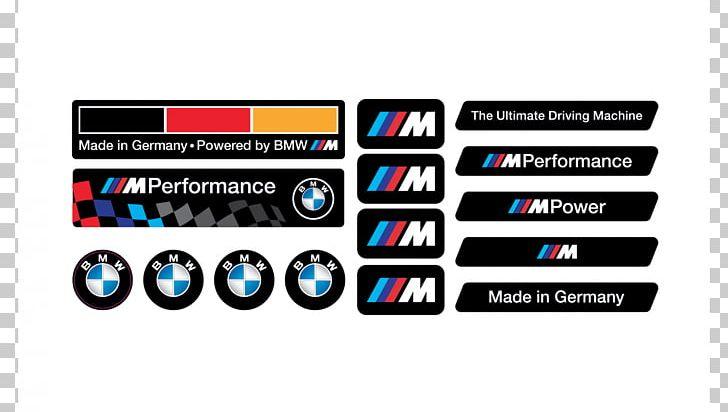 bmw m logo car