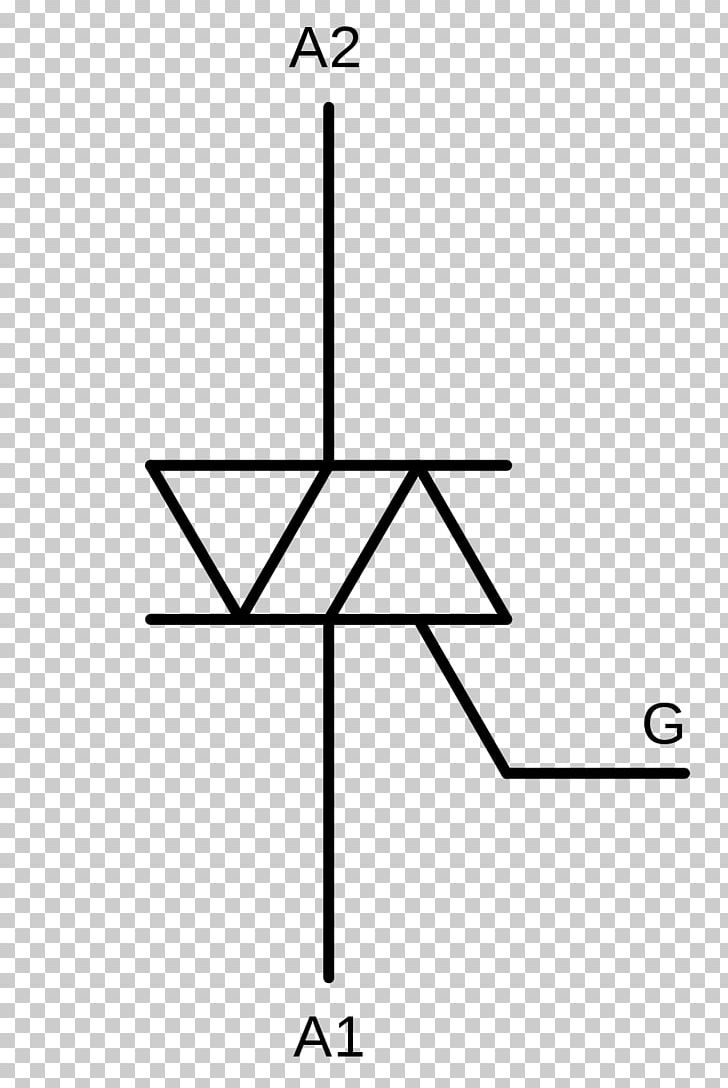 hight resolution of solid state relay electronic symbol triac solid state electronics png clipart angle area black and white circle circuit diagram