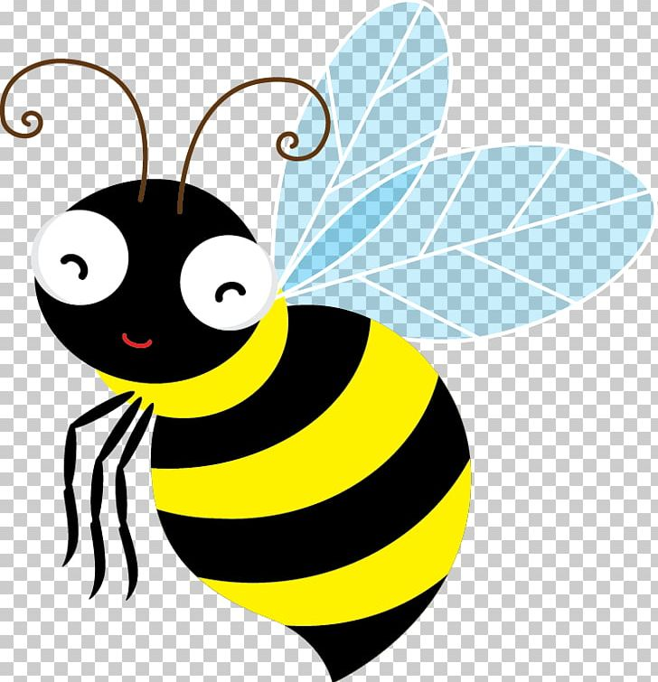 honey bee animation png